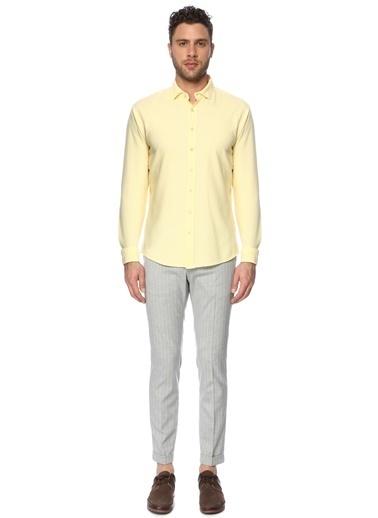 NetWork Gömlek Sarı